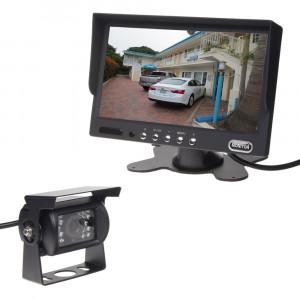 """Parkovací kamera s 7"""" monitorem"""