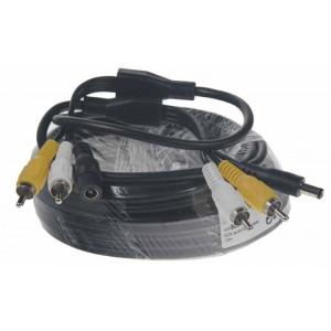 RCA audio/video kabel, 10m