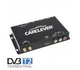DVB-T2/HEVC/H.265 digitální tuner s USB + 2x anténa