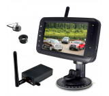 """SET bezdrátový digitální kamerový systém s monitorem 4,3"""" / Transmitter + kamera"""
