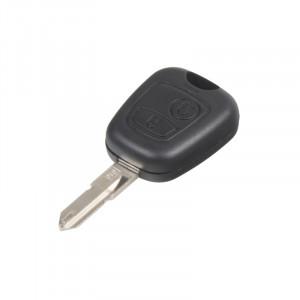 Náhr. klíč pro Peugeot 433Mhz, 2-tlačítkový