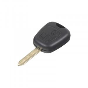 Náhr. obal klíče pro Citroën, 2-tlačítkový