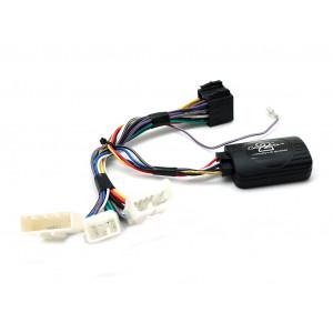 Adaptér z volantu pro Toyota 2011- s 28pin konektorem, Subaru 2011- s OEM navigací