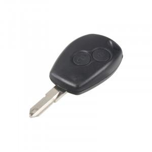 Náhr. obal klíče pro Renault, 2-tlačítkový