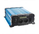Sinusový měnič napětí z 12/230V, 1500W / displej