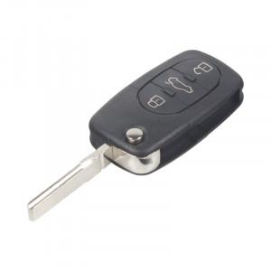 Náhr. klíč pro Škoda, VW, Seat, 3tl., 434MHz, 1J0 959 753 B