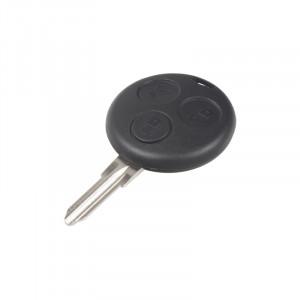 Náhr. obal klíče pro Mercedes-Benz - Smart, 3-tlačítkový