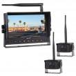 """SET bezdrátový digitální kamerový systém s monitorem 7"""" AHD + 2x bezdrátová AHD kamera"""