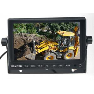 """SET kamerový systém s monitorem 7"""""""