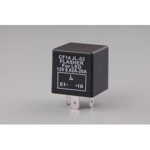 přerušovač LED směrových světel 12V CF14