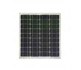 solární fotovoltaický panel ECOWATT 50W monokrystalický