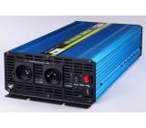 měnič napětí z 24V DC na 230V AC 3000W sinus