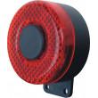 alarm couvací s výstražným světlem 24V