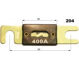 pojistka MEGA 300A  kontakty 90st.