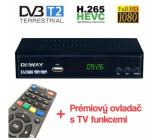 set-top box DI-WAY PRO-2020 DVB-T2 HEVC H.265