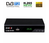set-top DI-BOX V3 FullHD s HEVC H.265 DVB-T2, USB