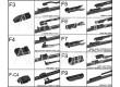 stěrač AUTOLAMP plochý 300mm