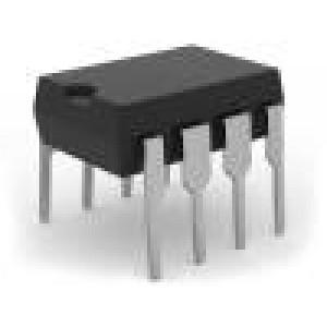 ADC0832CCN/NOPB Převodník A/D Kanály:2 8bit 31ksps 4,5-6,3VDC DIP8