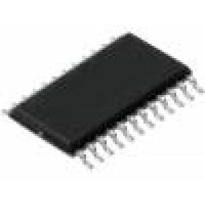 CS5381-KZZ Převodník A/D Kanály:2 24bit 192ksps 2,37-5,25VDC TSSOP24