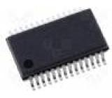 LTC2414CGNPBF Převodník A/D Kanály:8 24bit 7,5sps 2,7-5,5VDC SSOP28