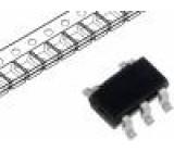 MCP3021A2T-E/OT Převodník A/D Kanály:1 10bit 22ksps 2,7-5,5VDC SOT23-5