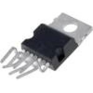 L4960 Stabilizátor napětí spínaný nastavitelný 5,1-40V 2,5A THT