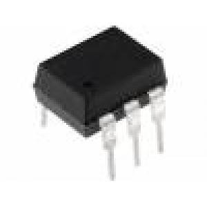 MOC3083M Optotriak 5,3kV Uvýst:800V obvod spínání v nule DIP6