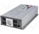 Měnič napětí 700W Uvýst:230VAC 42-60VDC 295x184x70mm 91% 19A