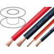 Kabel licna OFC 8mm2 PVC červená 49V