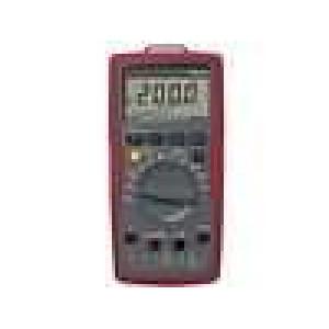 AM-520-EUR Číslicový multimetr LCD (3999), bargraf, podsvětlený