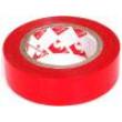 Knot izolační červená PVC 15mm L:10m Lepidlo kaučukové