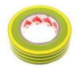 Knot izolační   PVC 15mm L:10m Lepidlo kaučukové