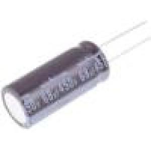 Kondenzátor elektrolytický THT 68uF 450V Ø16x35,5mm ±20%