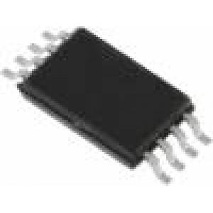 NE555PWR Periferní obvod 4,5-16VDC TSSOP8 200mA Hlídané napětí:10 V