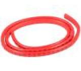 Kabelové značky pro kabely a vodiče Symbol štítku:2