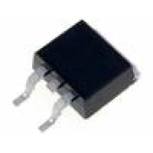 IRF3205SPBF Tranzistor N-MOSFET unipolární HEXFET 55V 110A 200W D2PAK