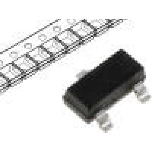 IRLML6346TRPBF Tranzistor N-MOSFET unipolární HEXFET 20V 3,4A 1,3W SOT23