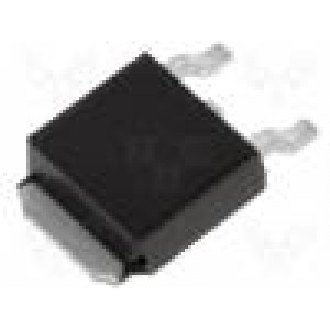 IRLR2705PBF Tranzistor N-MOSFET unipolární HEXFET 55V 28A 68W DPAK
