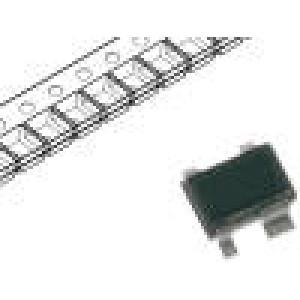 BFP540 Tranzistor NPN bipolární 4,5V 80mA 250mW SOT343R
