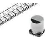 Kondenzátor elektrolytický s nízkou impedancí SMD 220uF 6,3V