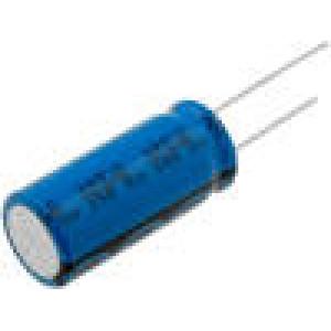 Kondenzátor elektrolytický s nízkou impedancí THT 4700uF 25V