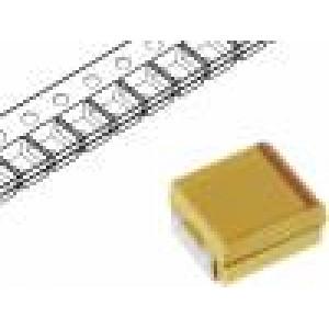 Kondenzátor tantalový s nízkou impedancí 100uF 16V D