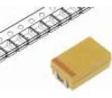 Kondenzátor tantalový SMD 10uF 35V E -55-125°C