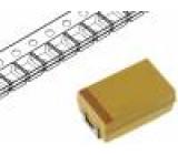 Kondenzátor tantalový 100uF 20V D ESR:150mΩ SMD