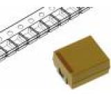 Kondenzátor tantalový 220uF 16V V ESR:70mΩ SMD