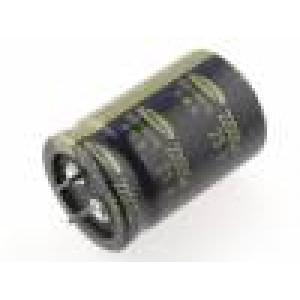 Kondenzátor elektrolytický THT 22000uF 16V Ø30x30mm ±20%