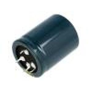 Kondenzátor elektrolytický THT 6800uF 100V Ø40x50mm ±20%