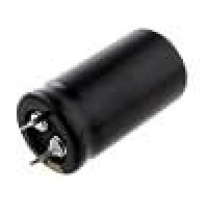 Kondenzátor elektrolytický THT 4700uF 50V Ø30x30mm ±20%