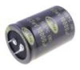 Kondenzátor elektrolytický THT 10000uF 63V Ø35x50mm ±20%