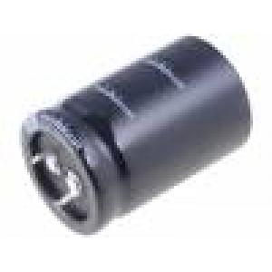 Kondenzátor elektrolytický SNAP-IN 470uF 450V Ø35x45mm ±20%